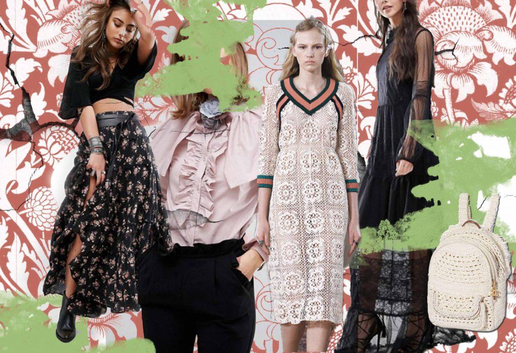 moda Primavera Estate 2017 MoodROMANTIC
