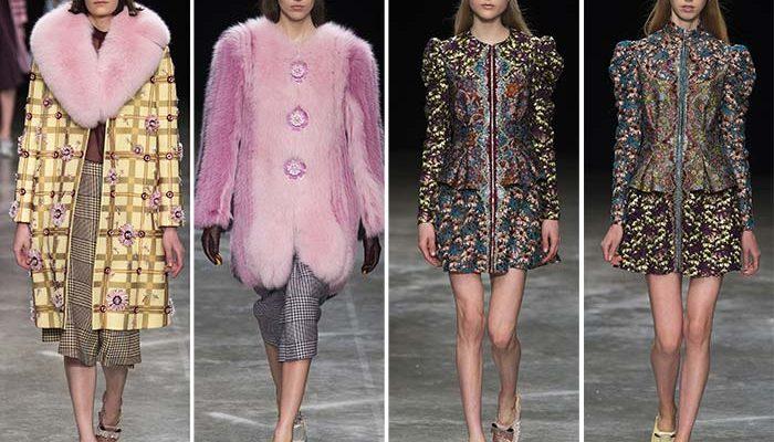 Fall/Winter 2017-18 tutte le tendenze scontate dalle fashion week!