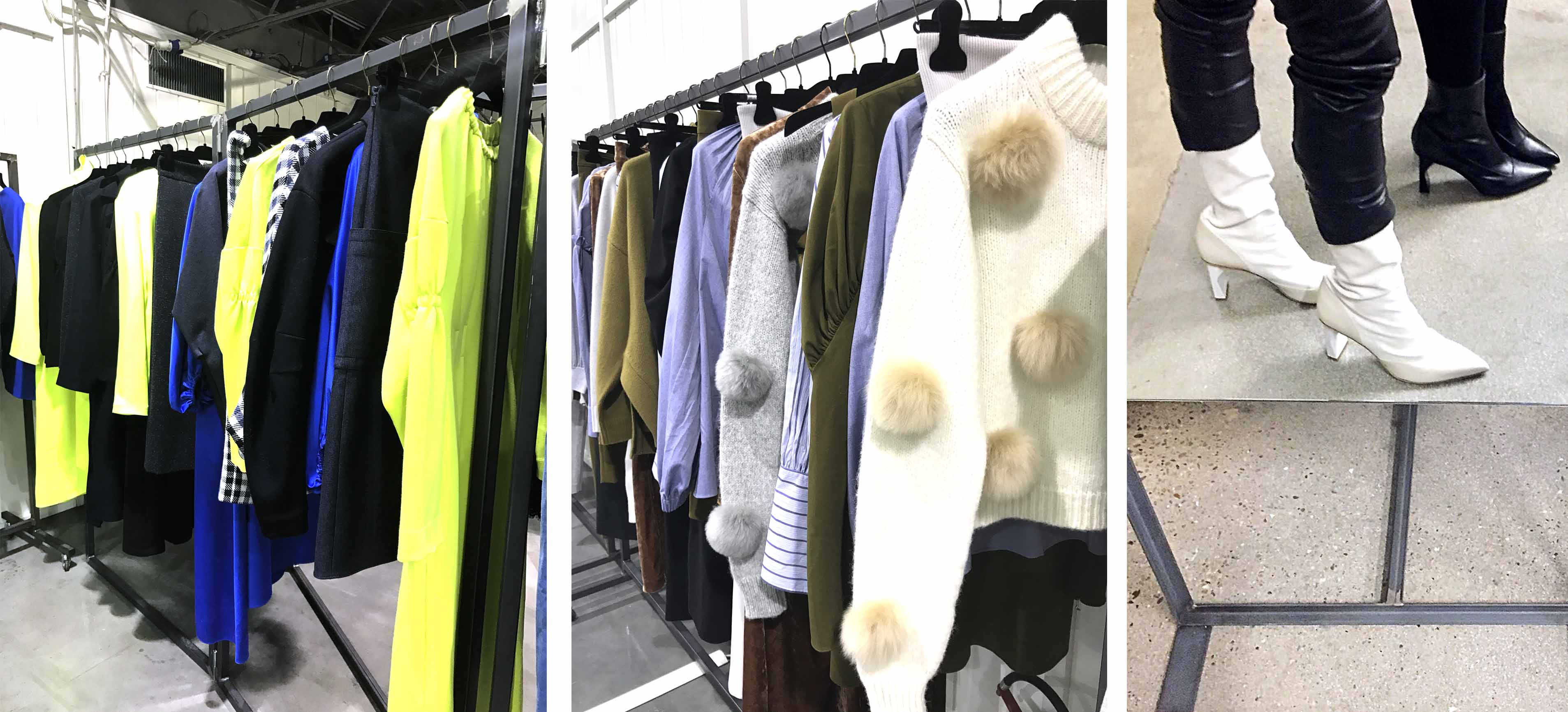 Milano Fashion Week - TIBI Showroom
