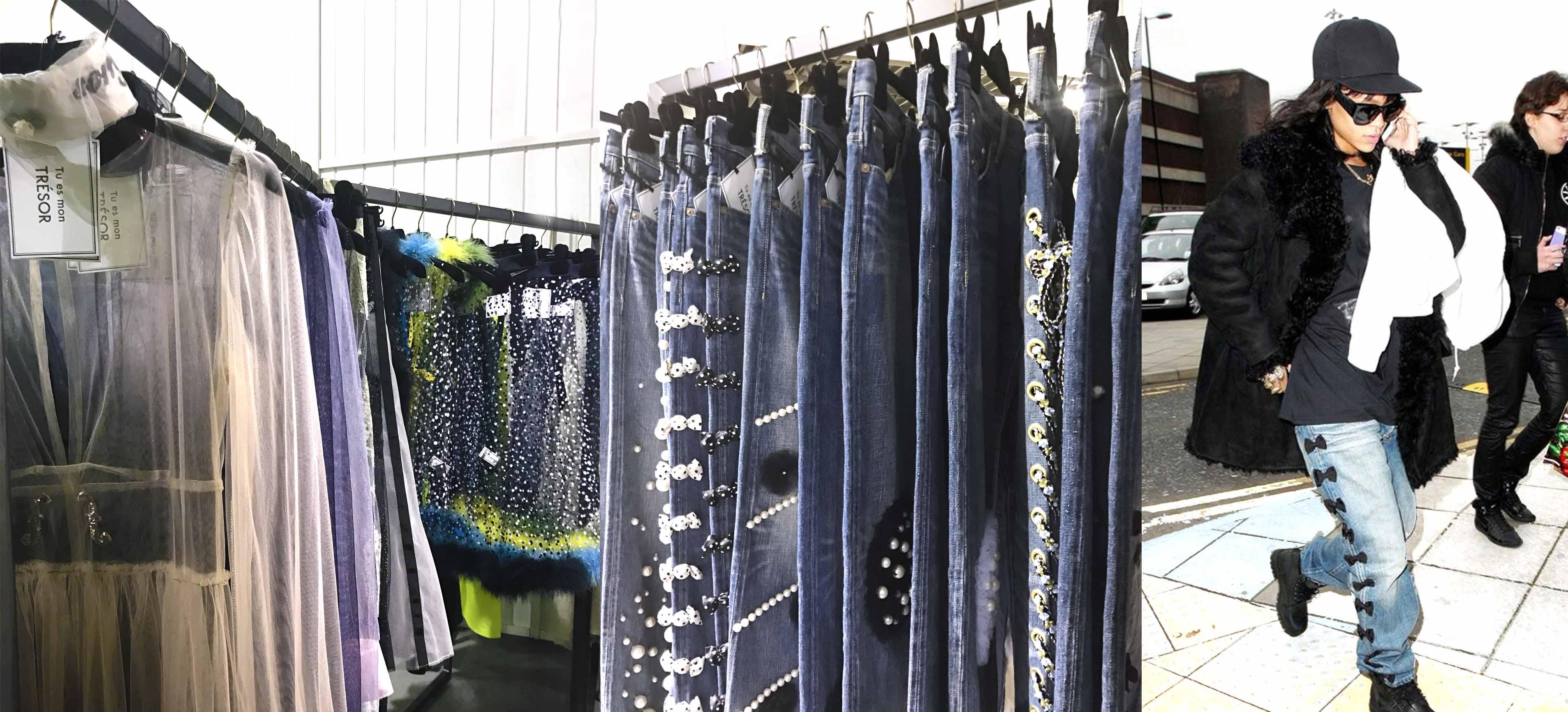 Milano Fashion Week - Tu es mon TRÉSOR