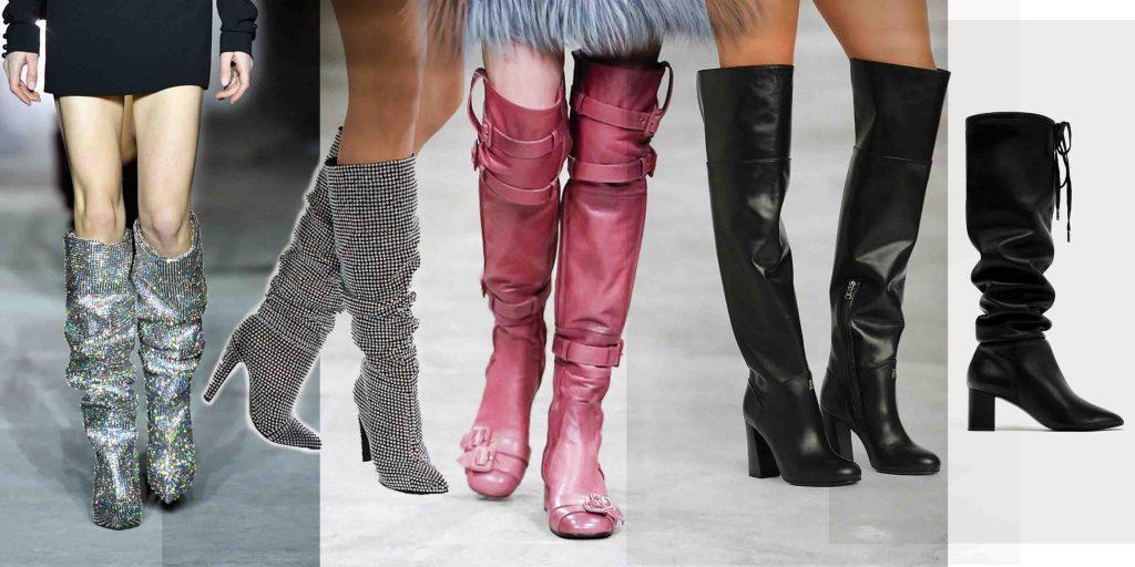 moda stivali inverno 2017 2018