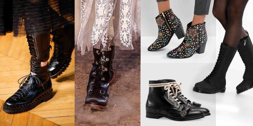 moda stivali inverno 2018