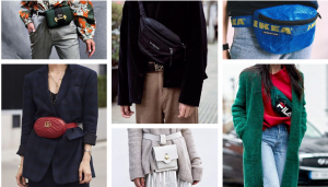 Street style belt bag