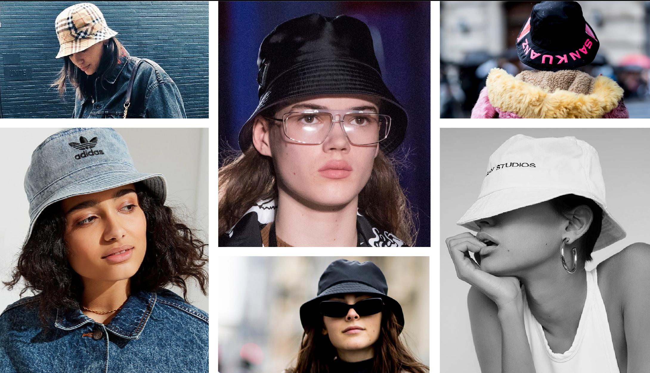street style cappello secchiello