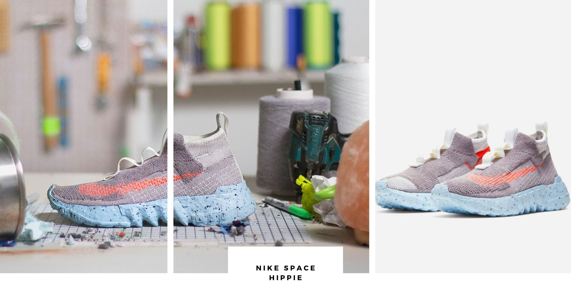 Nike Space Hippie Sustainable